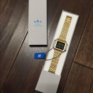 ARCHIVE M1 WATCH 36MM GOLD & BLACK